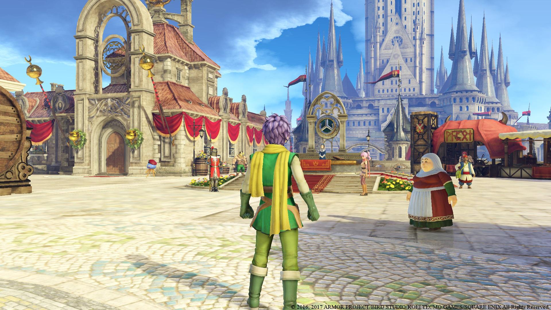 勇者斗恶龙:英雄2/Dragon Quest: Heroes Ⅱ插图9
