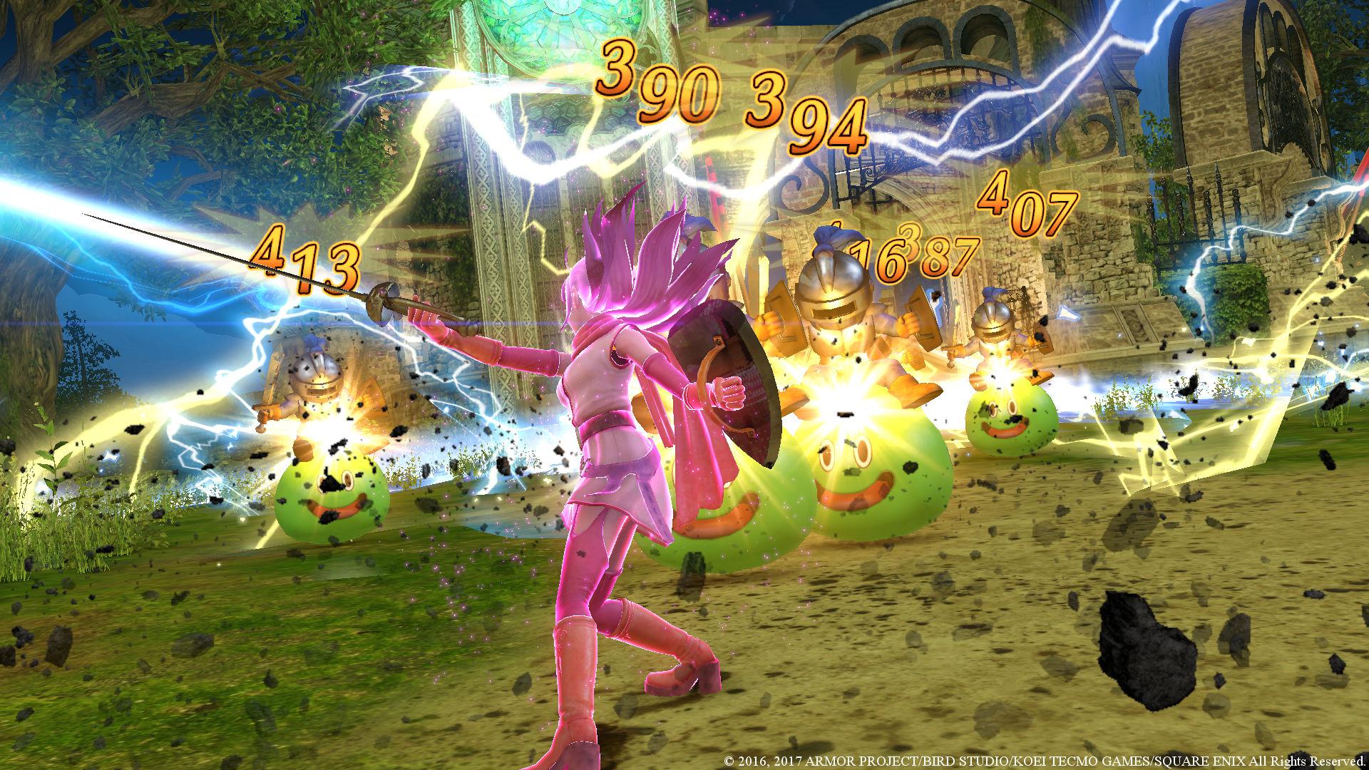 勇者斗恶龙:英雄2/Dragon Quest: Heroes Ⅱ插图23