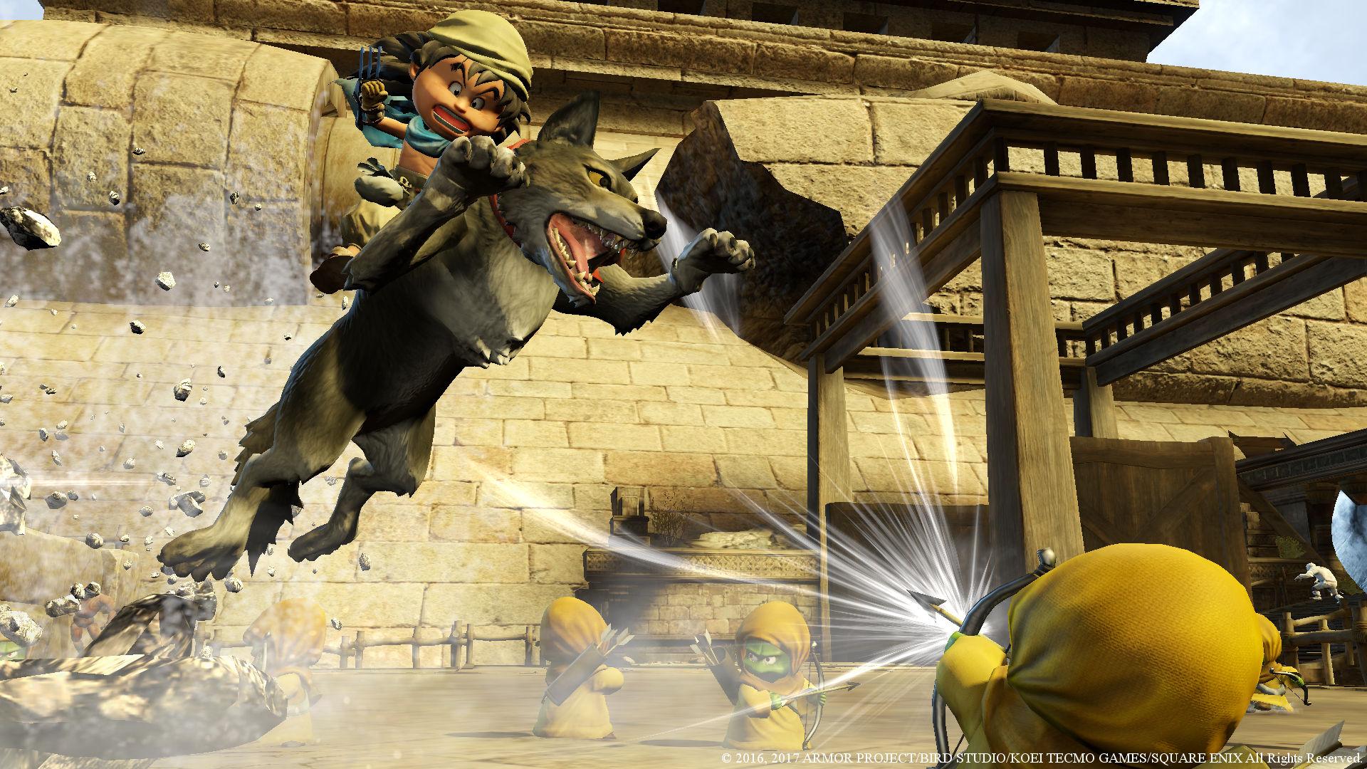勇者斗恶龙:英雄2/Dragon Quest: Heroes Ⅱ插图25