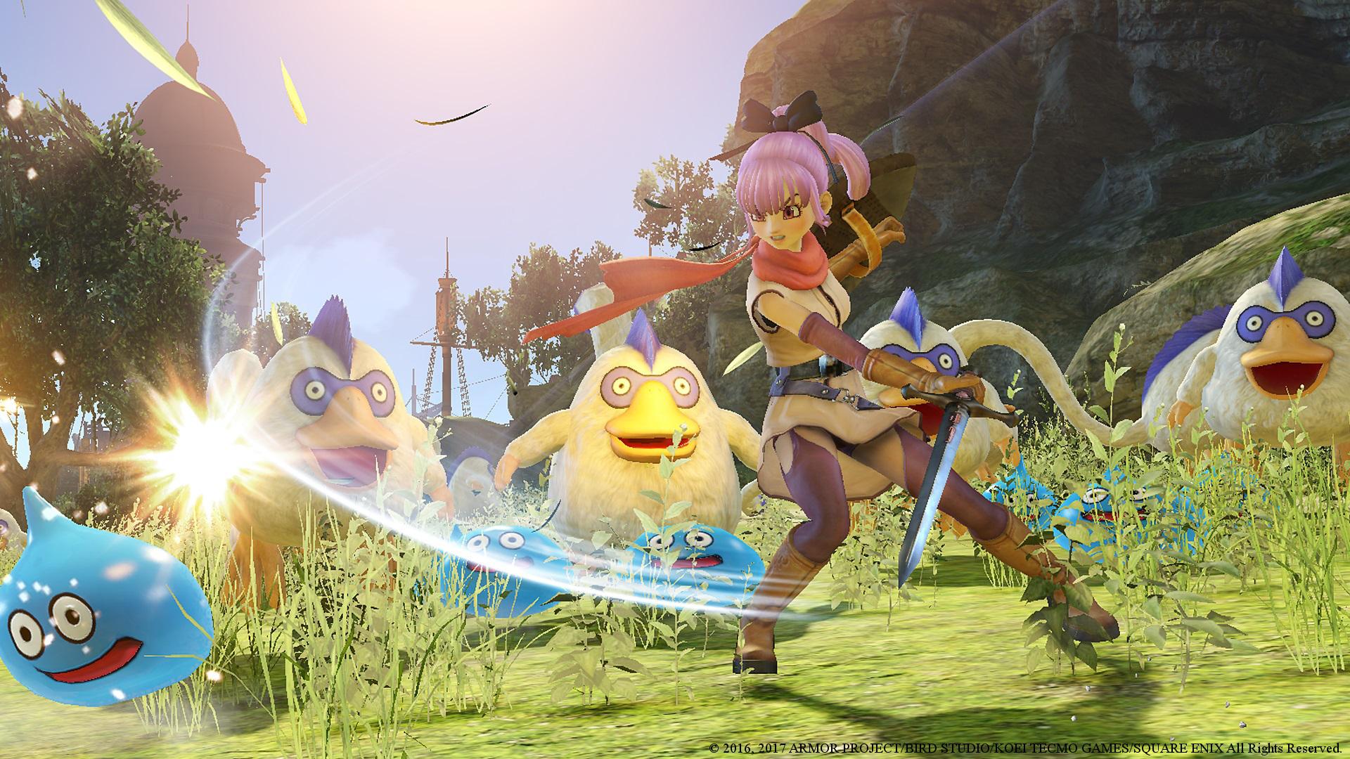 勇者斗恶龙:英雄2/Dragon Quest: Heroes Ⅱ插图27