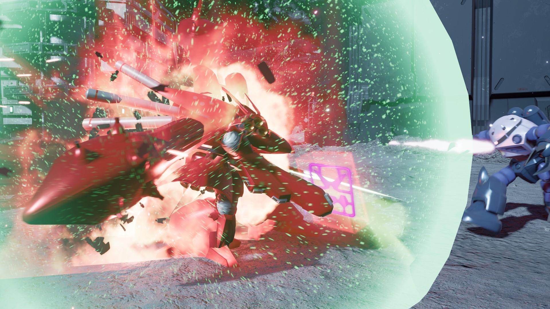 新高达破坏者/New Gundam Breaker插图7