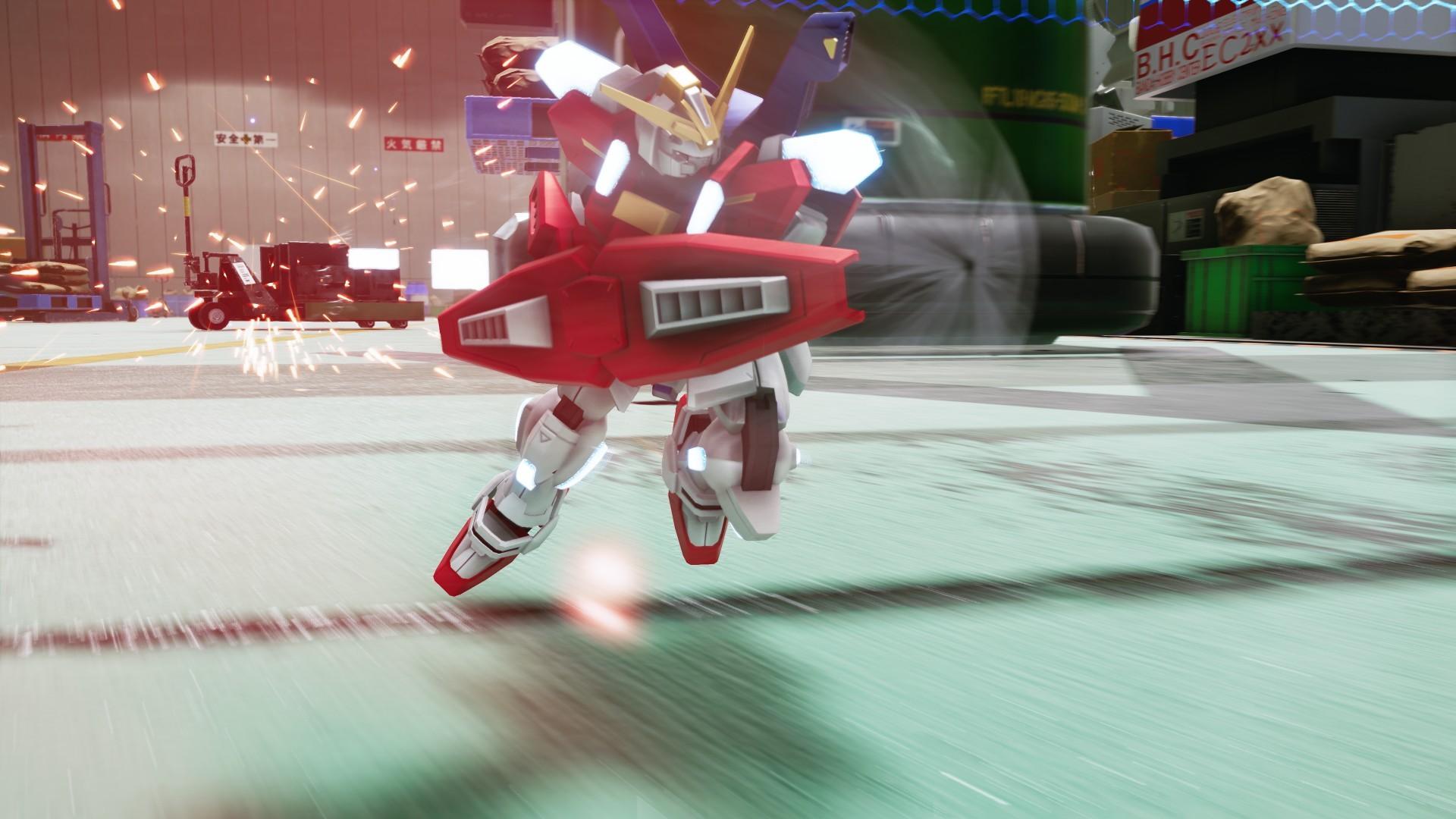 新高达破坏者/New Gundam Breaker插图9