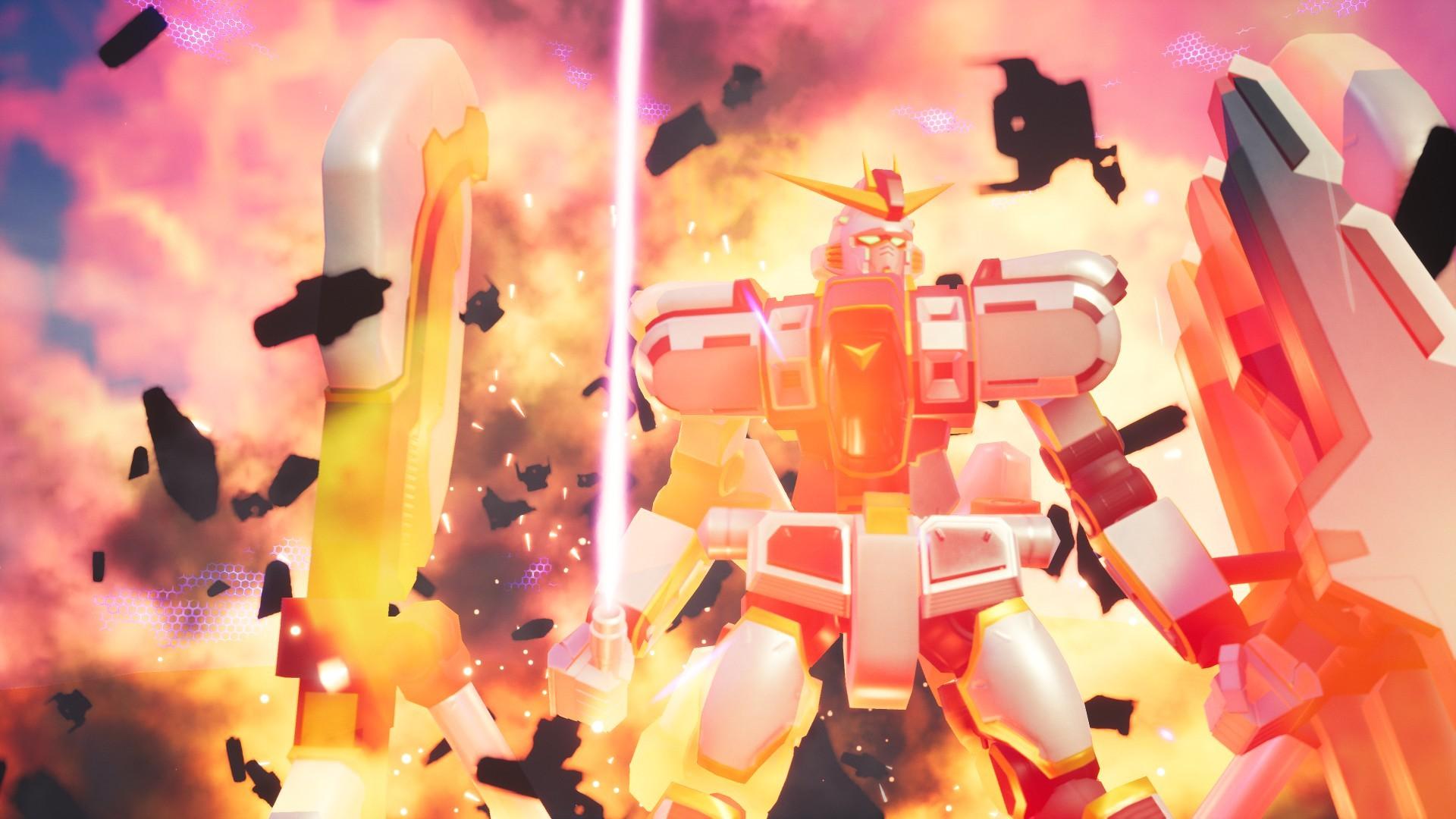 新高达破坏者/New Gundam Breaker插图11