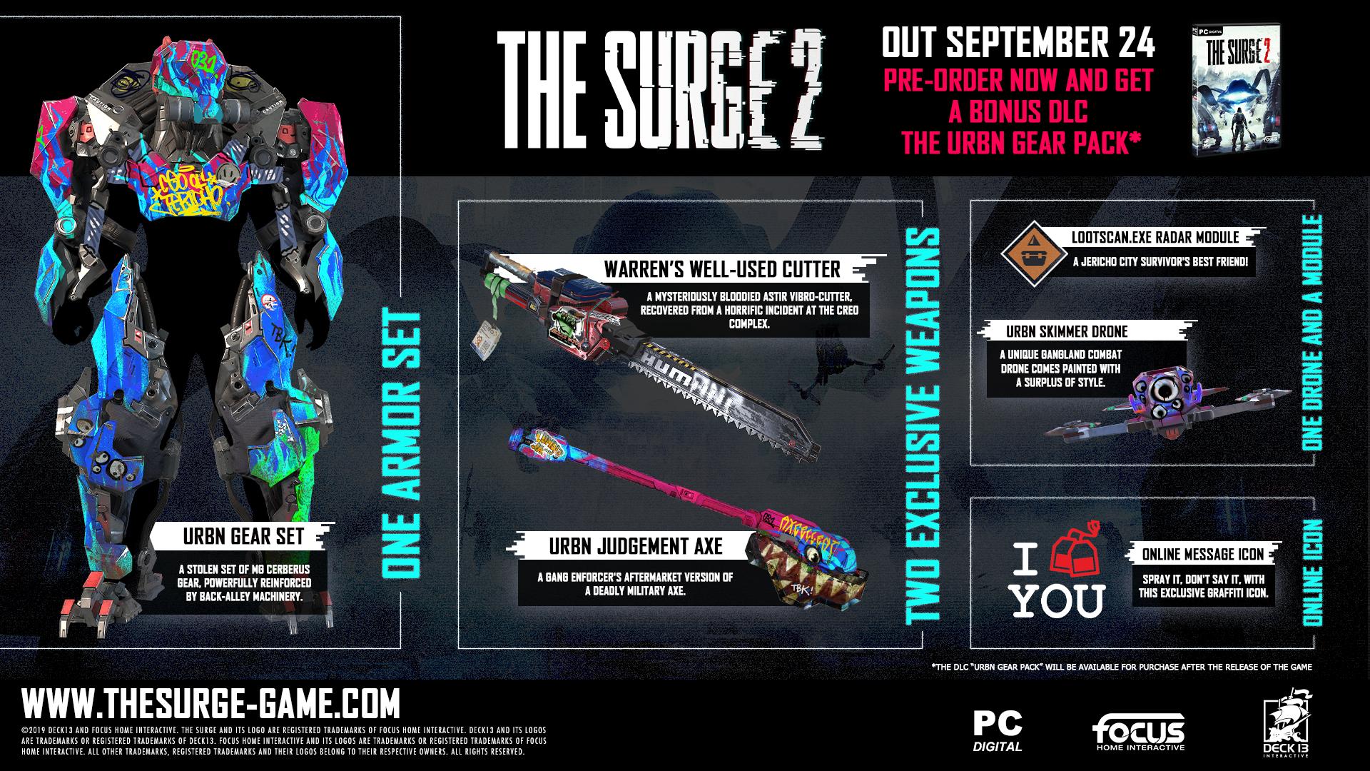 迸发2/The Surge 2插图11