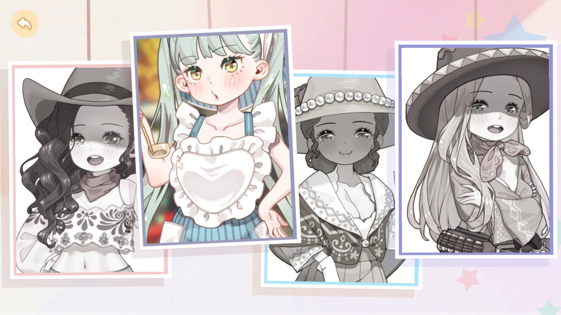 创造女孩/Paint Girl插图9