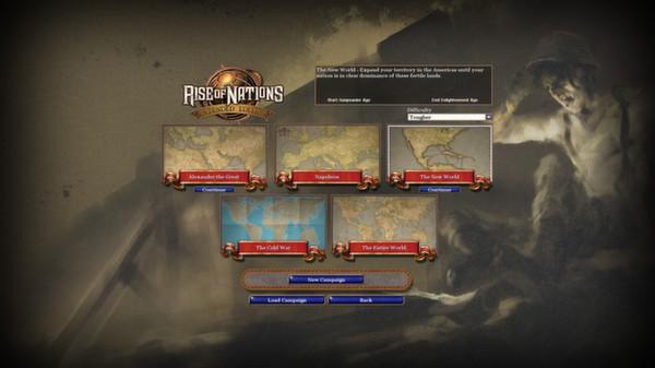 国家的崛起:扩展版/Rise of Nations: Extended Edition插图9