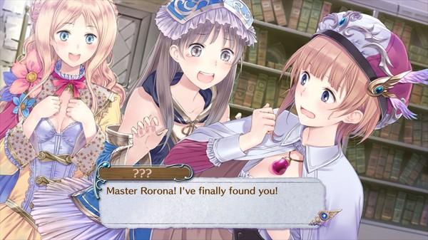 萝乐娜的炼金工房:亚兰德之炼金术士DX/Atelier Rorona ~The Alchemist of Arland~ DX插图9
