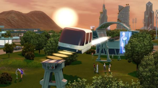模拟人生3终极版/The Sims 3 – Into the Future(v1.67-全DLCs)插图4