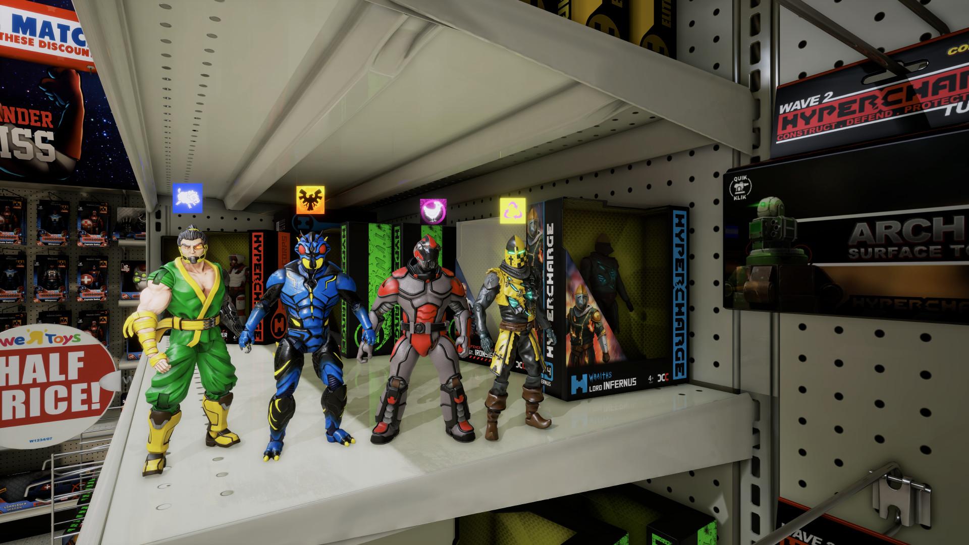 超级冲锋:开箱/HYPERCHARGE: Unboxed(v0.1.2341.323-周年版)插图2