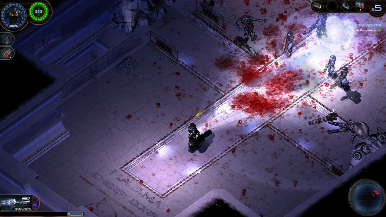 孤胆枪手2:征兵/Alien shooter 2 Conscription插图