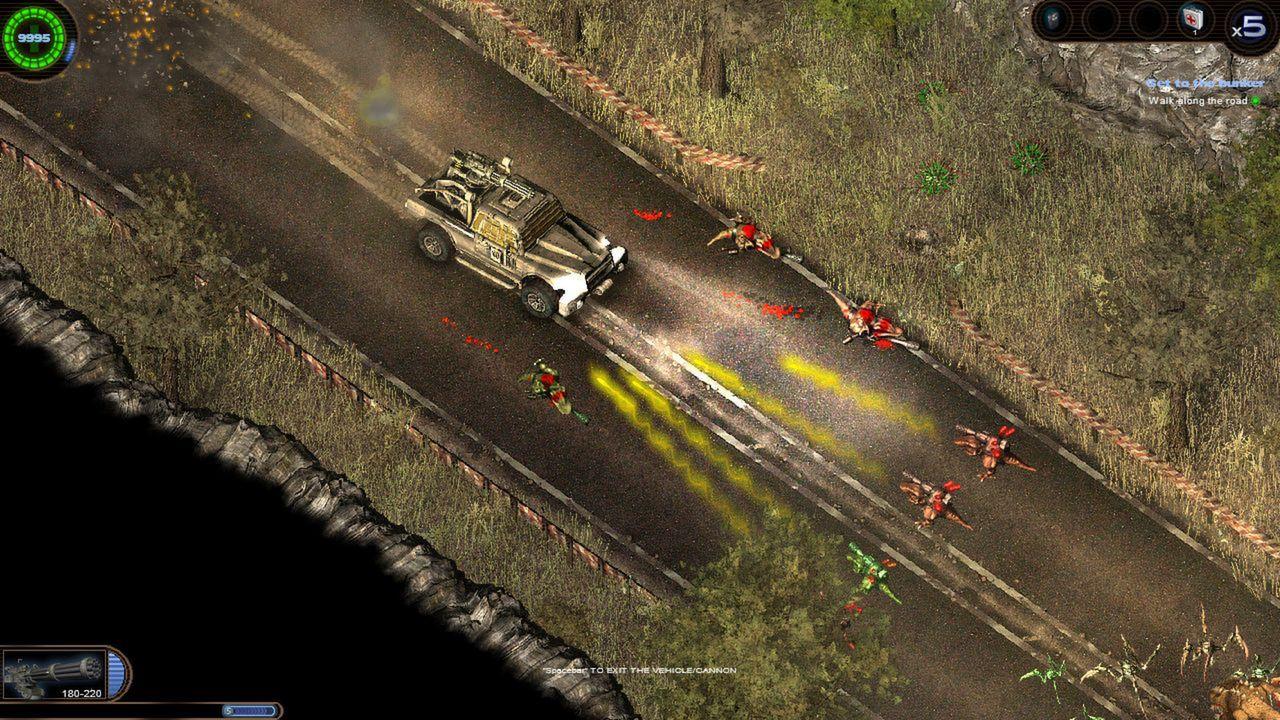 孤胆枪手2:征兵/Alien shooter 2 Conscription插图4