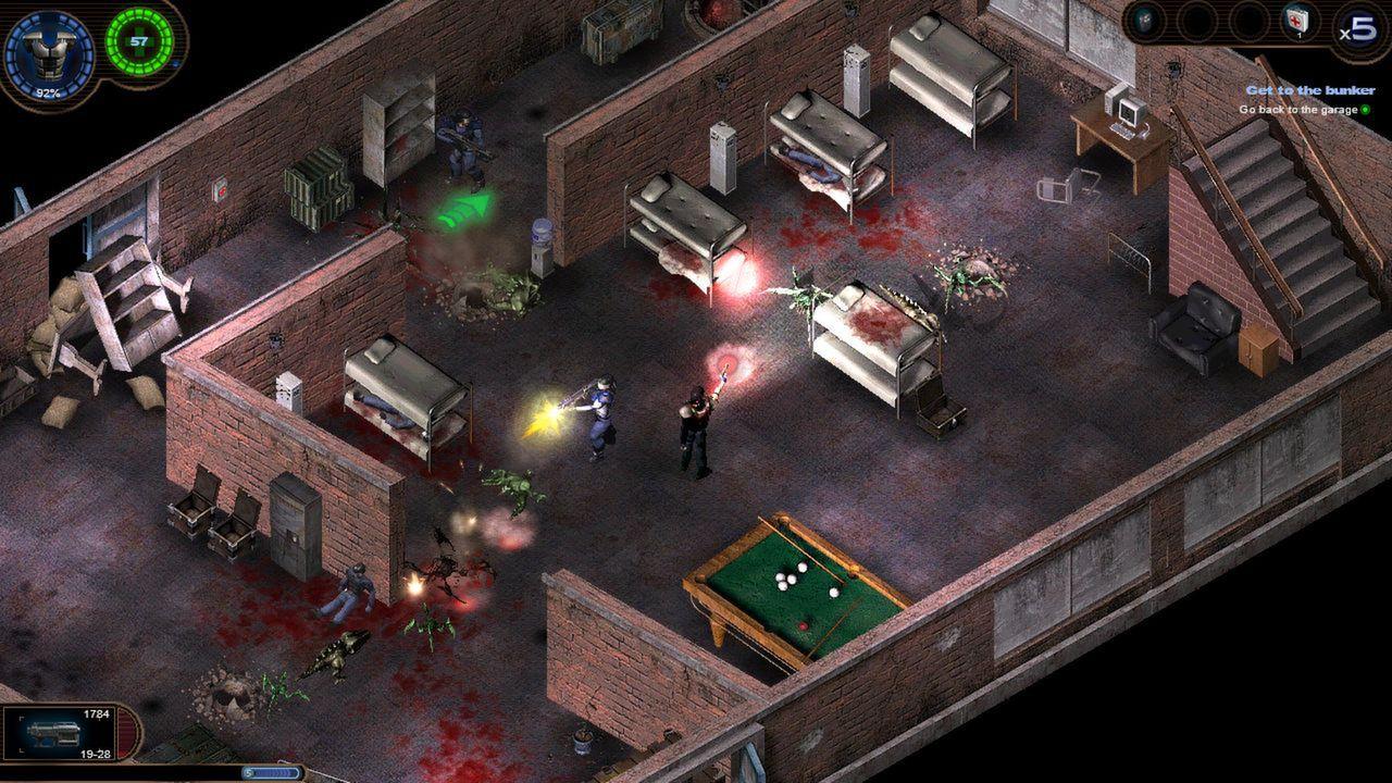 孤胆枪手2:征兵/Alien shooter 2 Conscription插图5