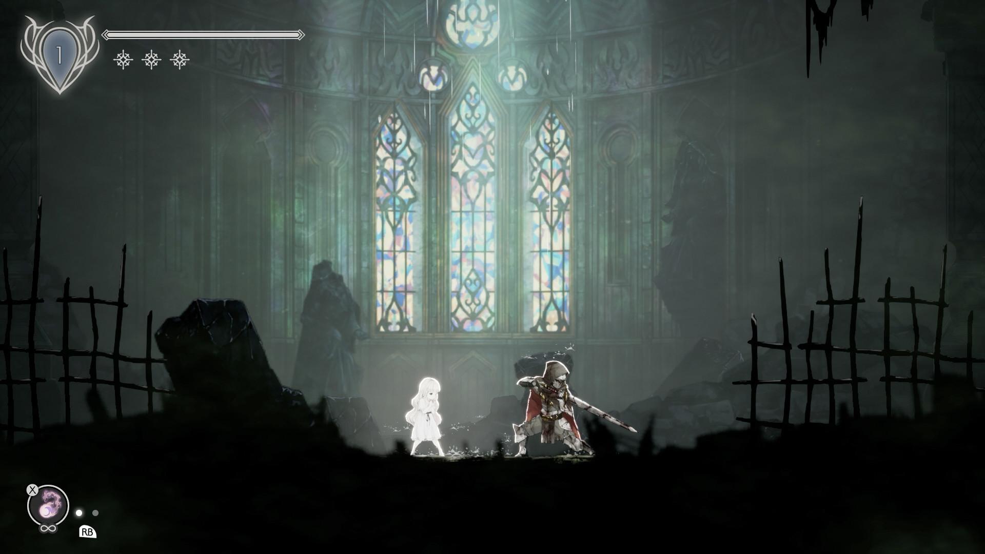 终结的百合花:骑士们的救赎插图