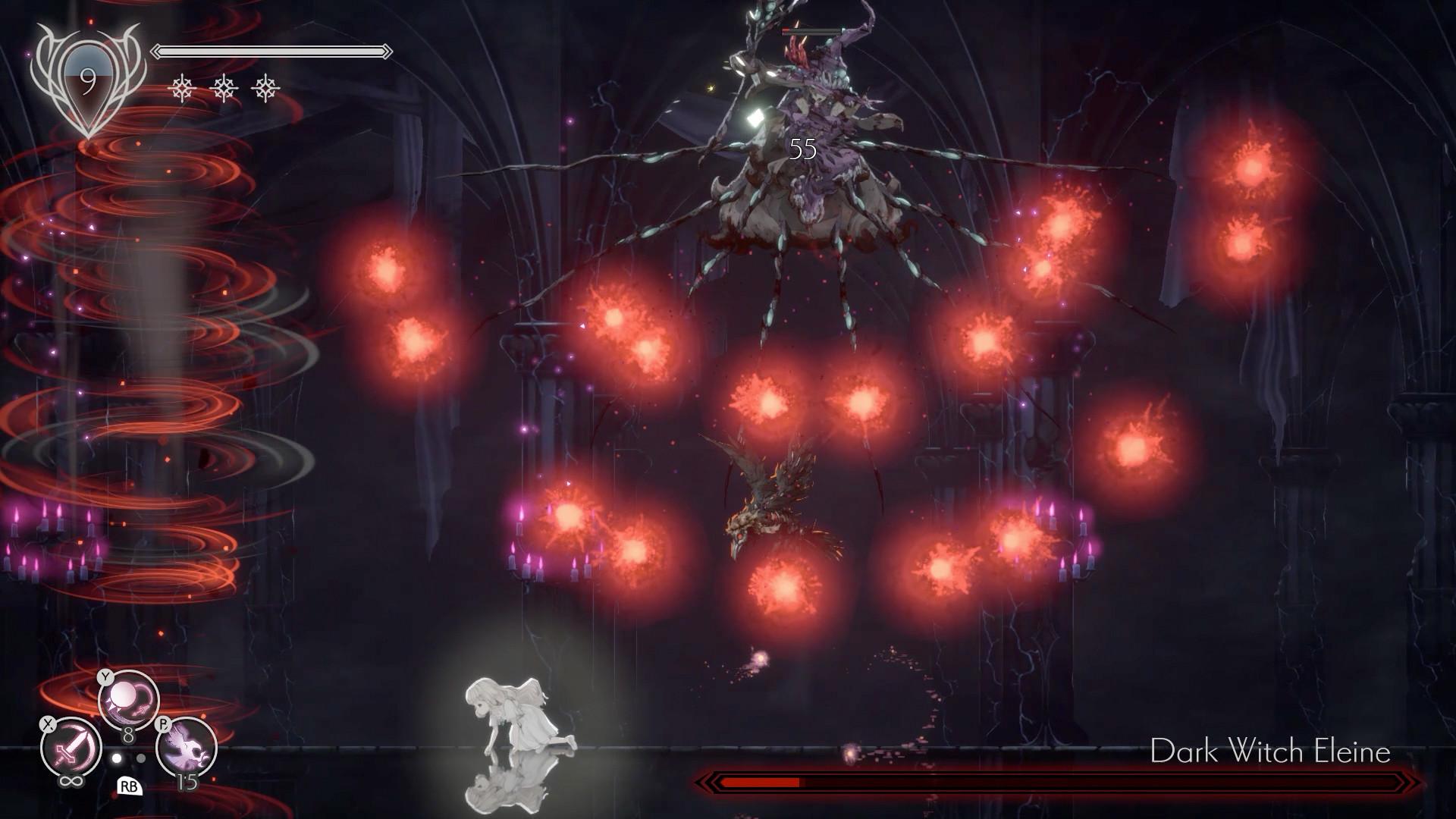 终结的百合花:骑士们的救赎插图2