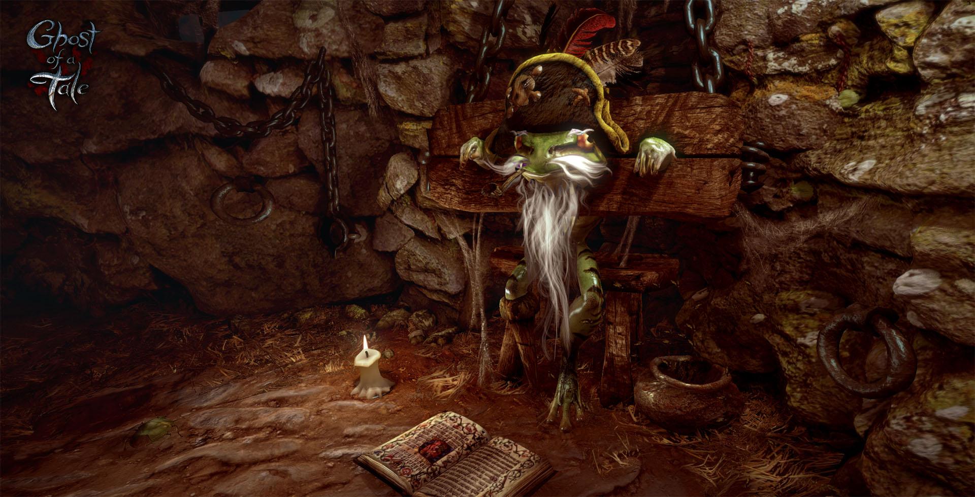 精灵鼠传说/Ghost of a Tale插图5