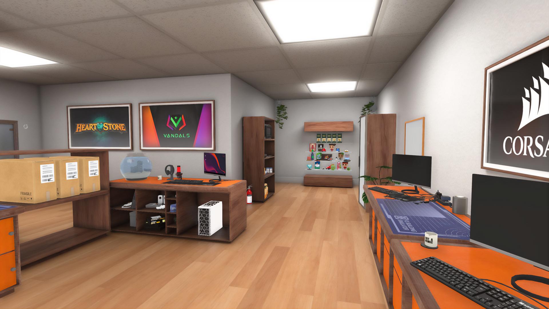 PC装机模拟器/PC Building Simulator(V1.11豪华版-EVGA 工作间+全DLC+OTS)插图7