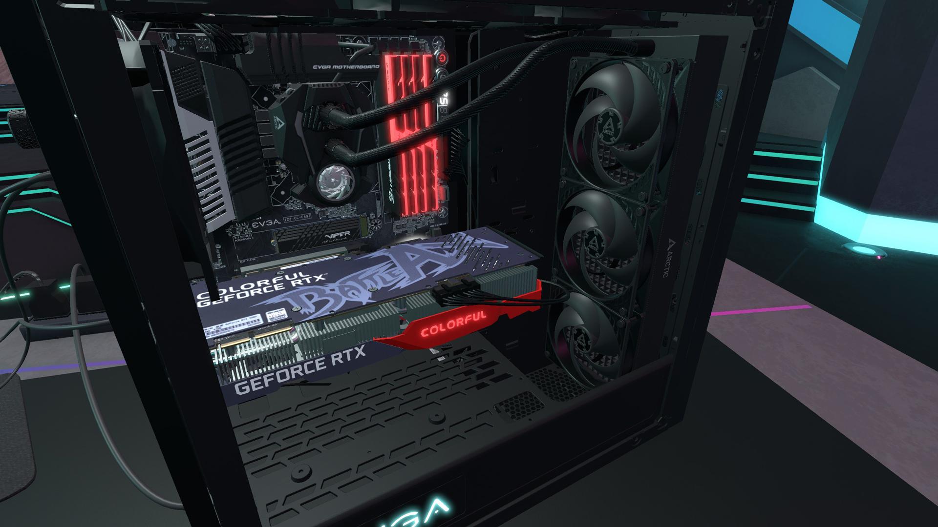 PC装机模拟器/PC Building Simulator(V1.11豪华版-EVGA 工作间+全DLC+OTS)插图11