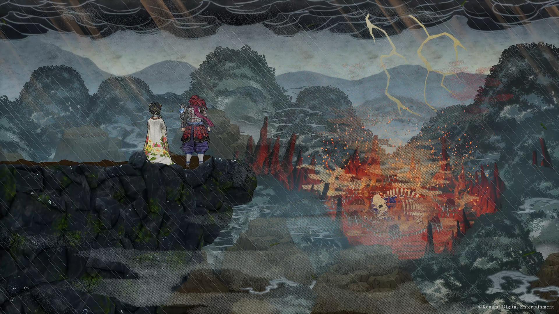 月风魔传:不死之月/GetsuFumaDen: Undying Moon(V.1.10-Build.6601803)插图1