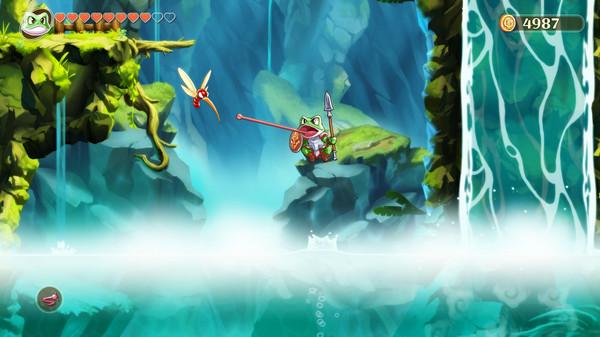 怪物男孩和诅咒王国/Monster Boy And The Cursed Kingdom插图2