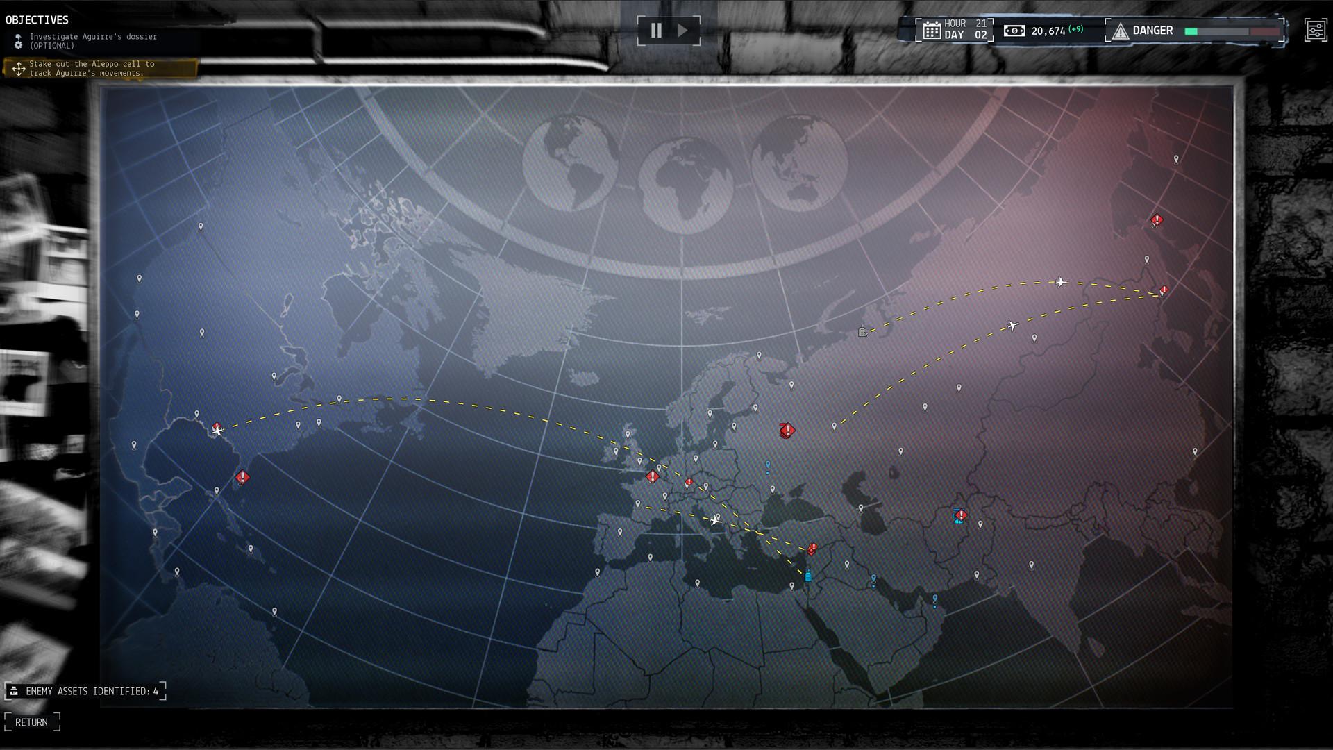 幽灵教义/Phantom Doctrine(V1.1.0)插图5