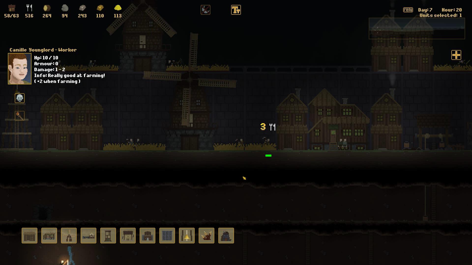 冷峻的夜/Grim Nights(v1.3.3.1)插图2