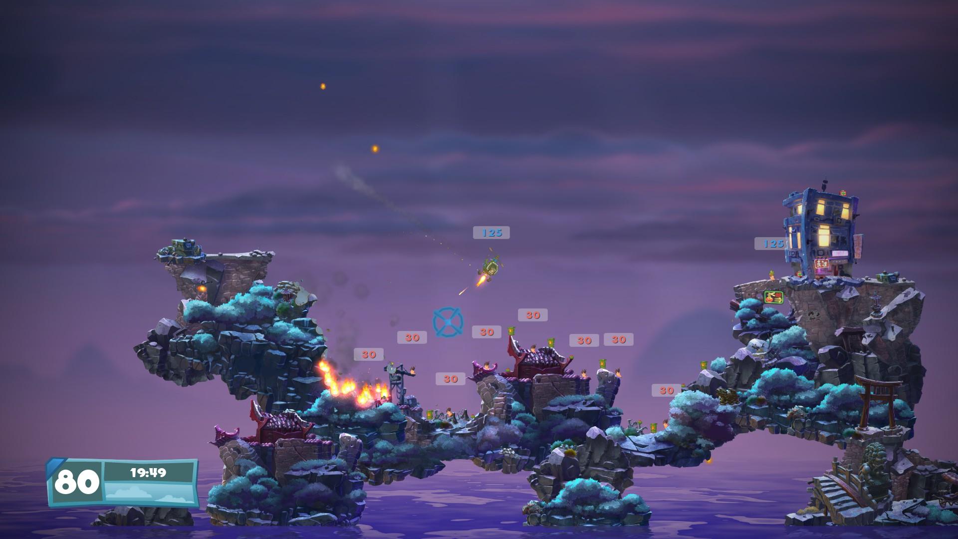 百战天虫:战争武器/Worms: W.M.D.(Build 20180725)插图3