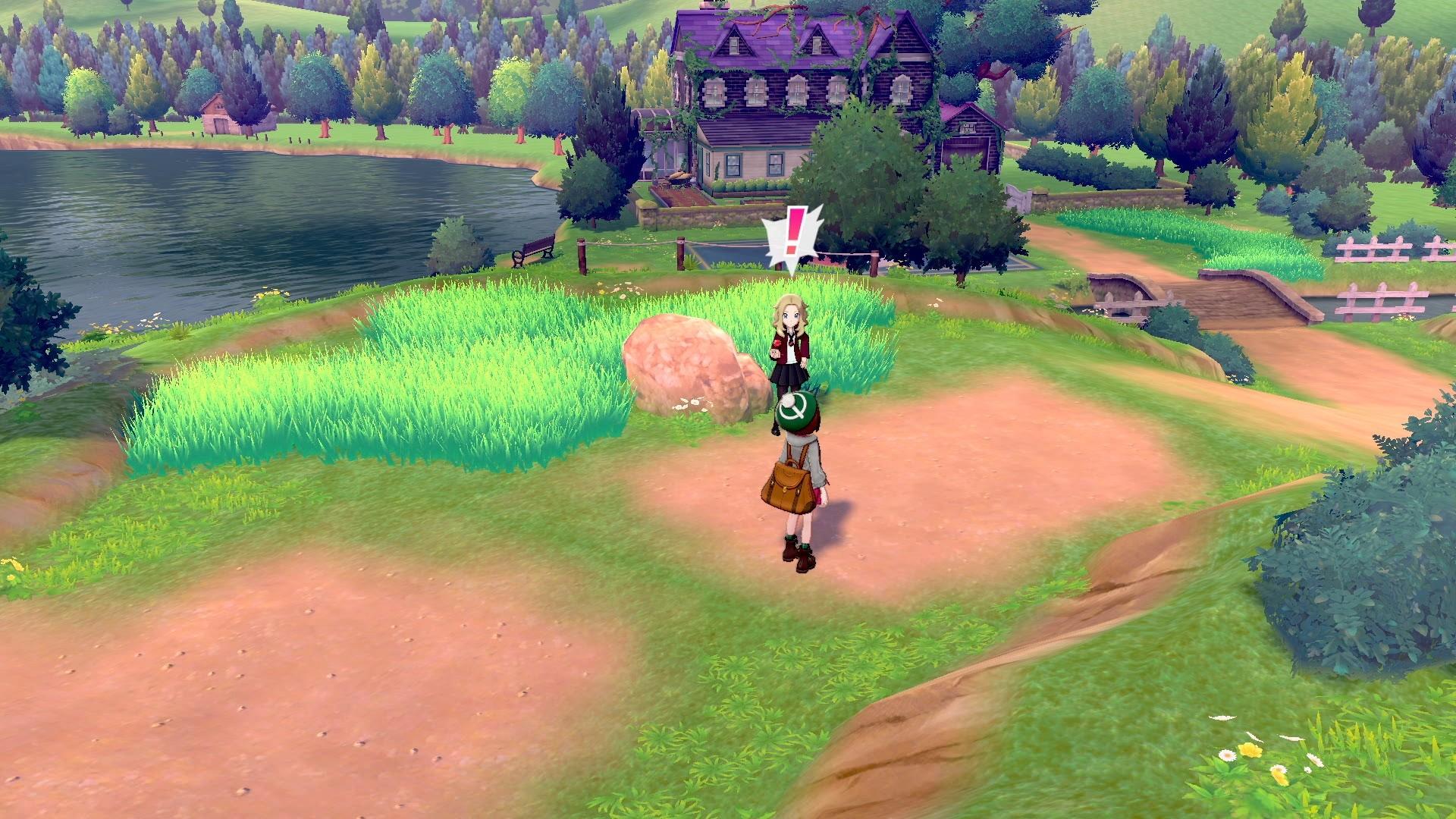 口袋妖怪/精灵宝可梦剑盾(更新DLC冠之雪原+凯之孤岛)插图1