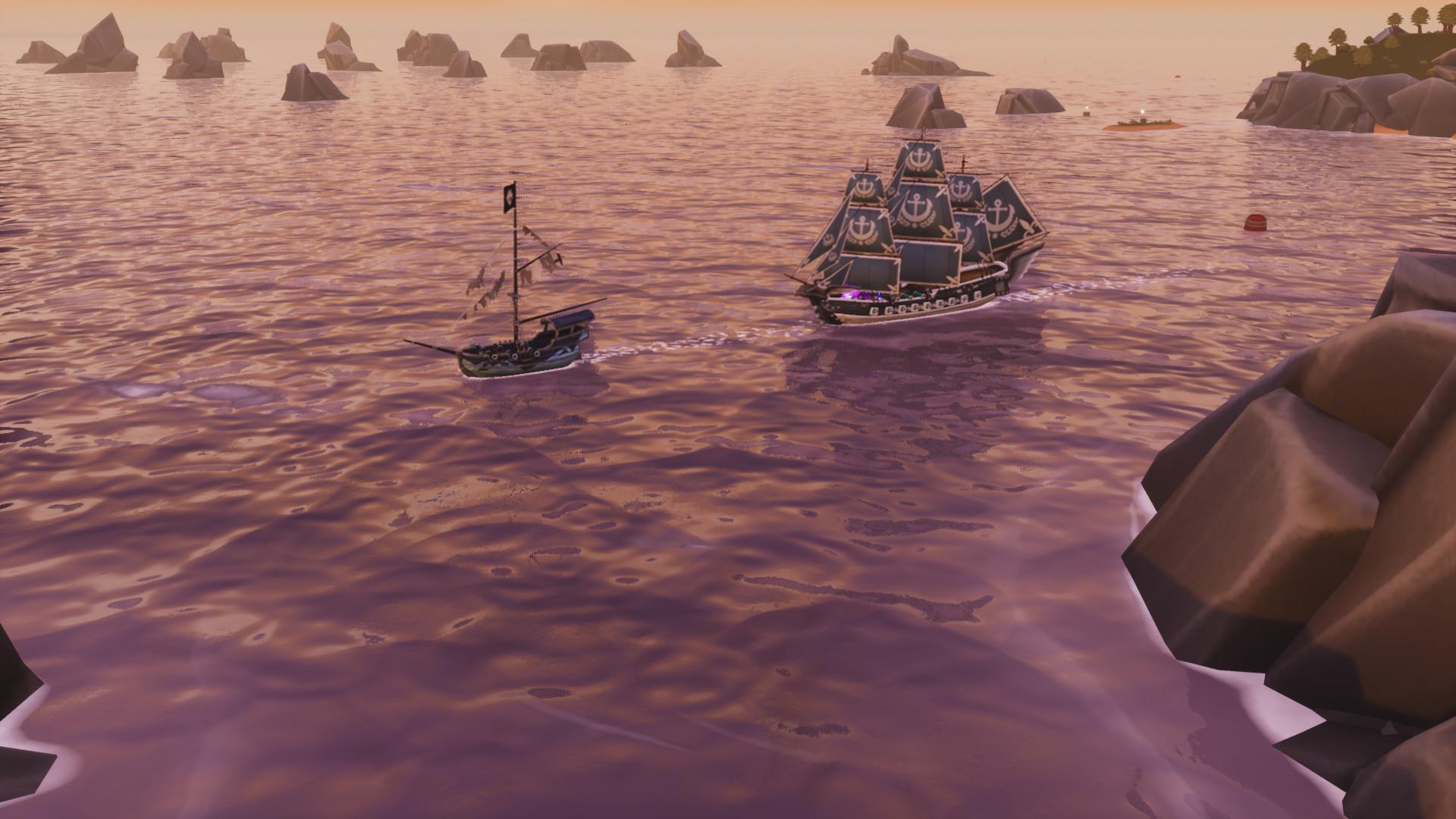 海洋之王/King of Seas(全DLC豪华版-Build.6724930+原声音轨)插图10
