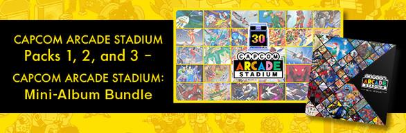 卡普空街机名作合集豪华全DLC收藏版/Capcom Arcade Stadium插图2