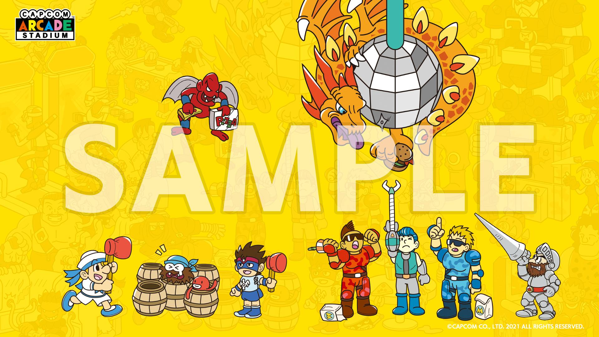 卡普空街机名作合集豪华全DLC收藏版/Capcom Arcade Stadium插图8