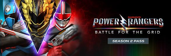恐龙战队能量之战/Power Rangers: Battle for the Grid(超级版+全DLC)插图1