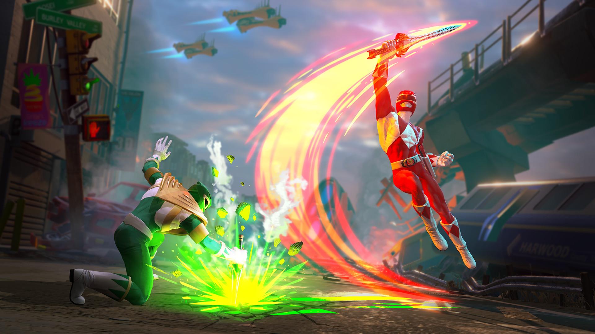 恐龙战队能量之战/Power Rangers: Battle for the Grid(超级版+全DLC)插图3