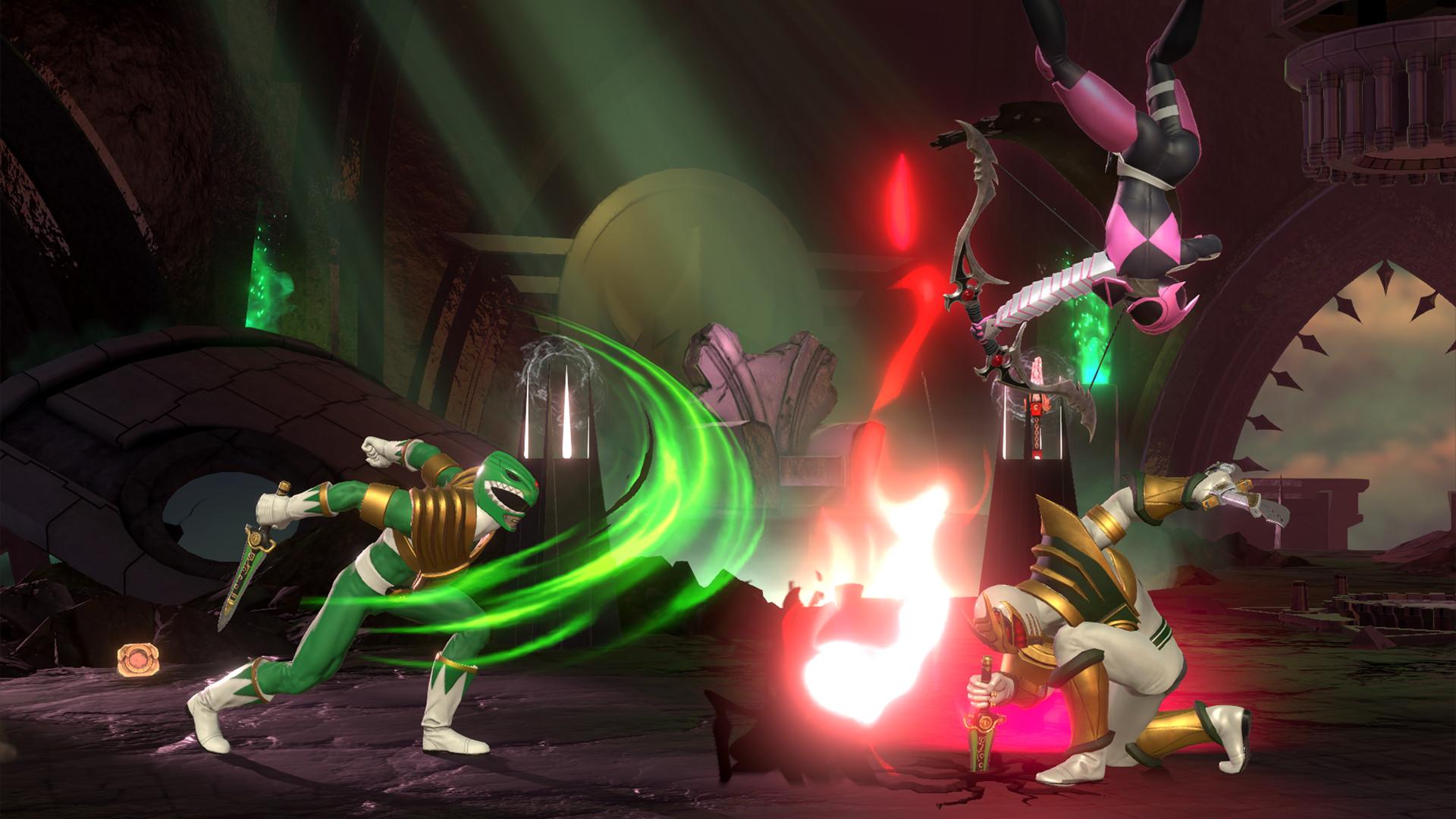 恐龙战队能量之战/Power Rangers: Battle for the Grid(超级版+全DLC)插图4