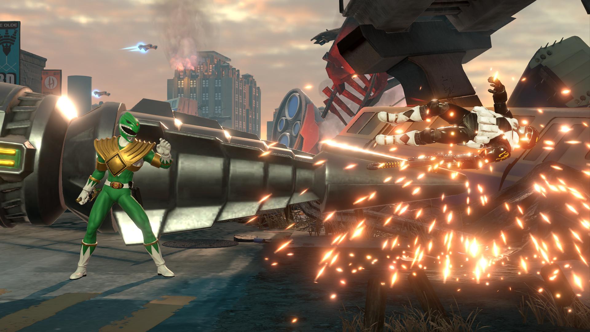 恐龙战队能量之战/Power Rangers: Battle for the Grid(超级版+全DLC)插图6