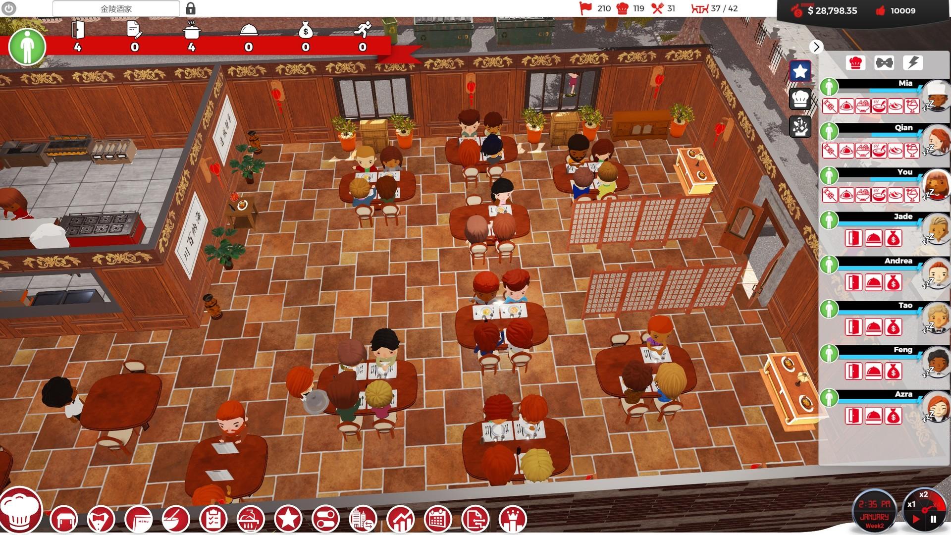 大厨:东亚菜肴/CHEF(V1.05+全DLC)插图6