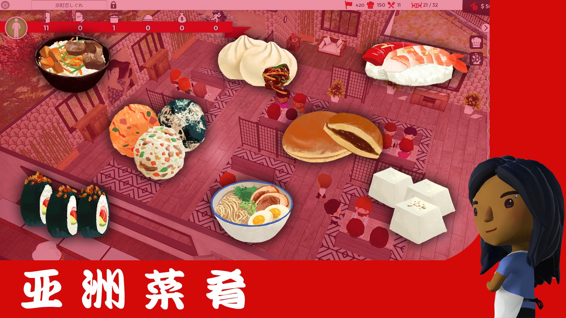 大厨:东亚菜肴/CHEF(V1.05+全DLC)插图8