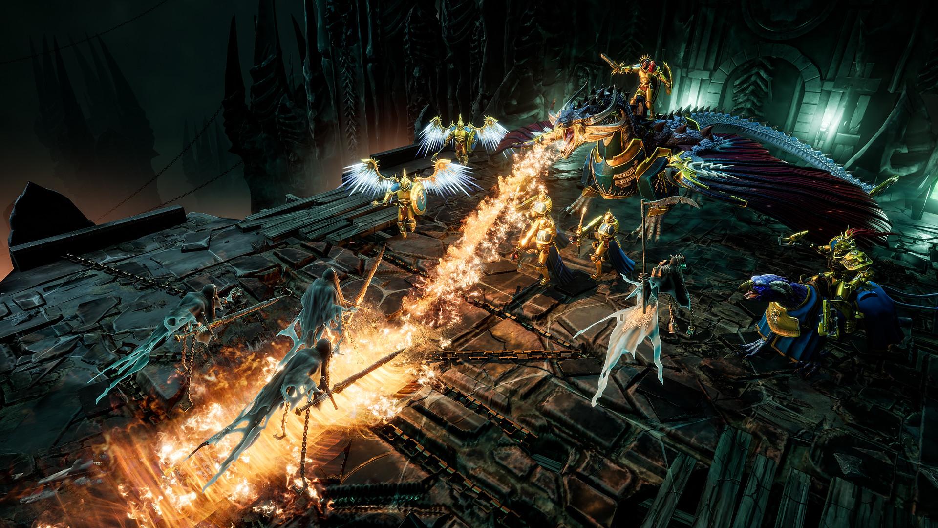 战锤西格玛时代:风暴之地/Warhammer Age of Sigmar: Storm Ground(+DLC)插图1