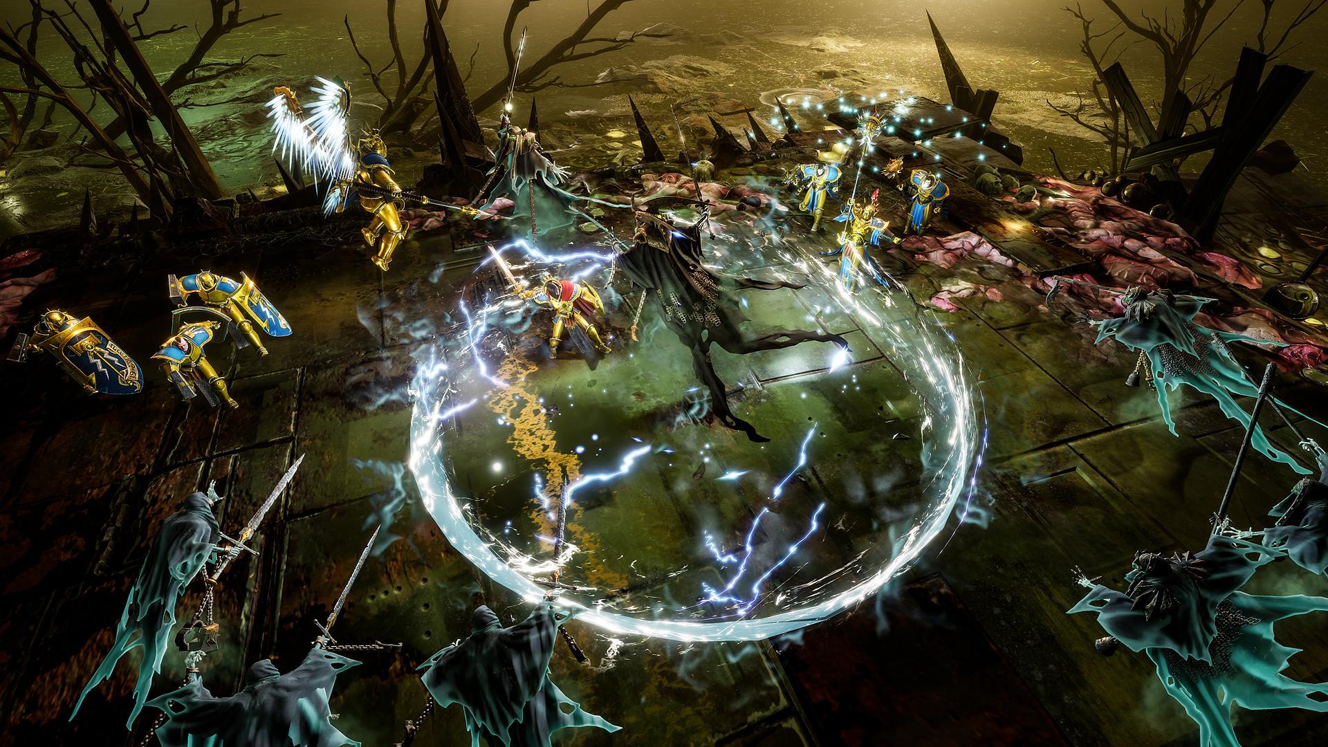 战锤西格玛时代:风暴之地/Warhammer Age of Sigmar: Storm Ground(+DLC)插图2