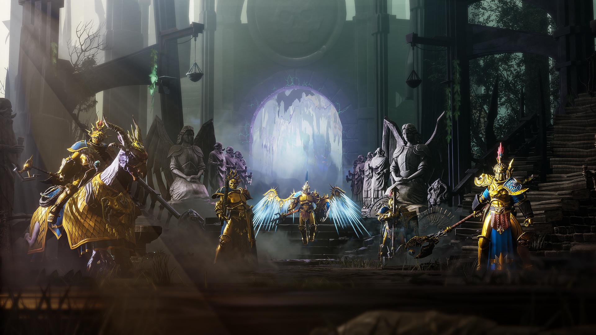 战锤西格玛时代:风暴之地/Warhammer Age of Sigmar: Storm Ground(+DLC)插图4