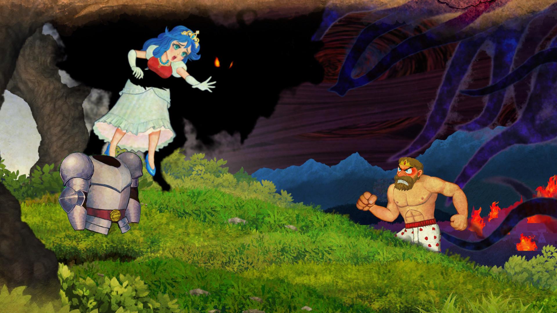 经典回归 魔界村-重制版/Ghosts n Goblins Resurrection(Build.6580247+预约特典)插图1