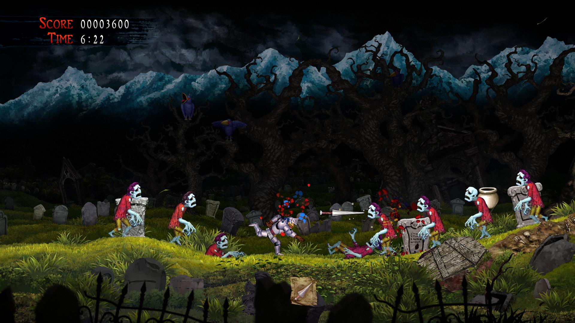 经典回归 魔界村-重制版/Ghosts n Goblins Resurrection(Build.6580247+预约特典)插图3