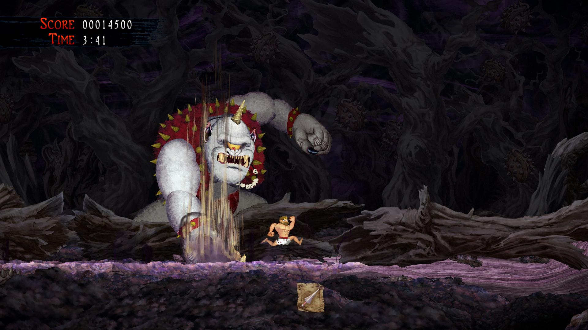 经典回归 魔界村-重制版/Ghosts n Goblins Resurrection(Build.6580247+预约特典)插图4