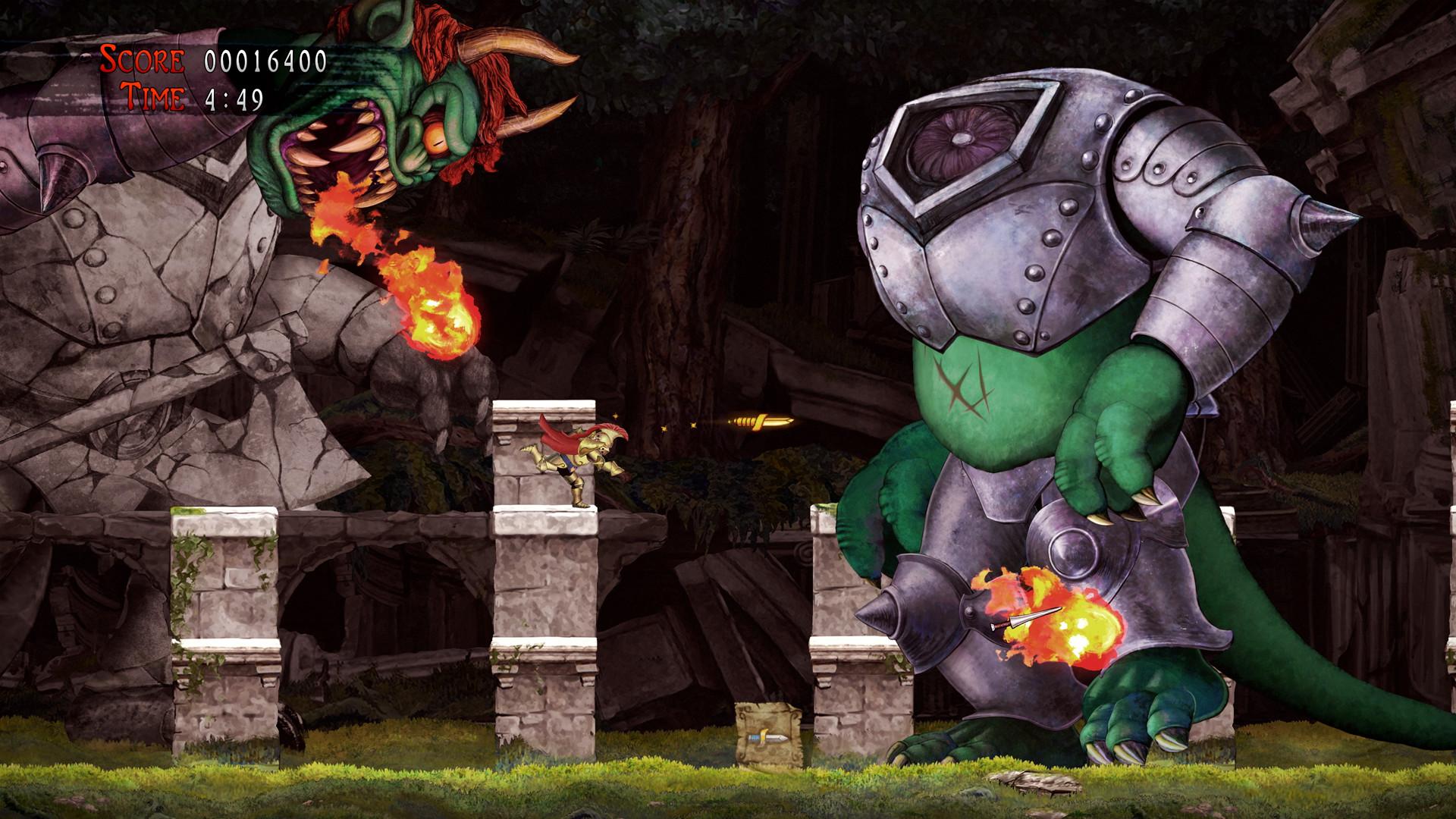 经典回归 魔界村-重制版/Ghosts n Goblins Resurrection(Build.6580247+预约特典)插图6