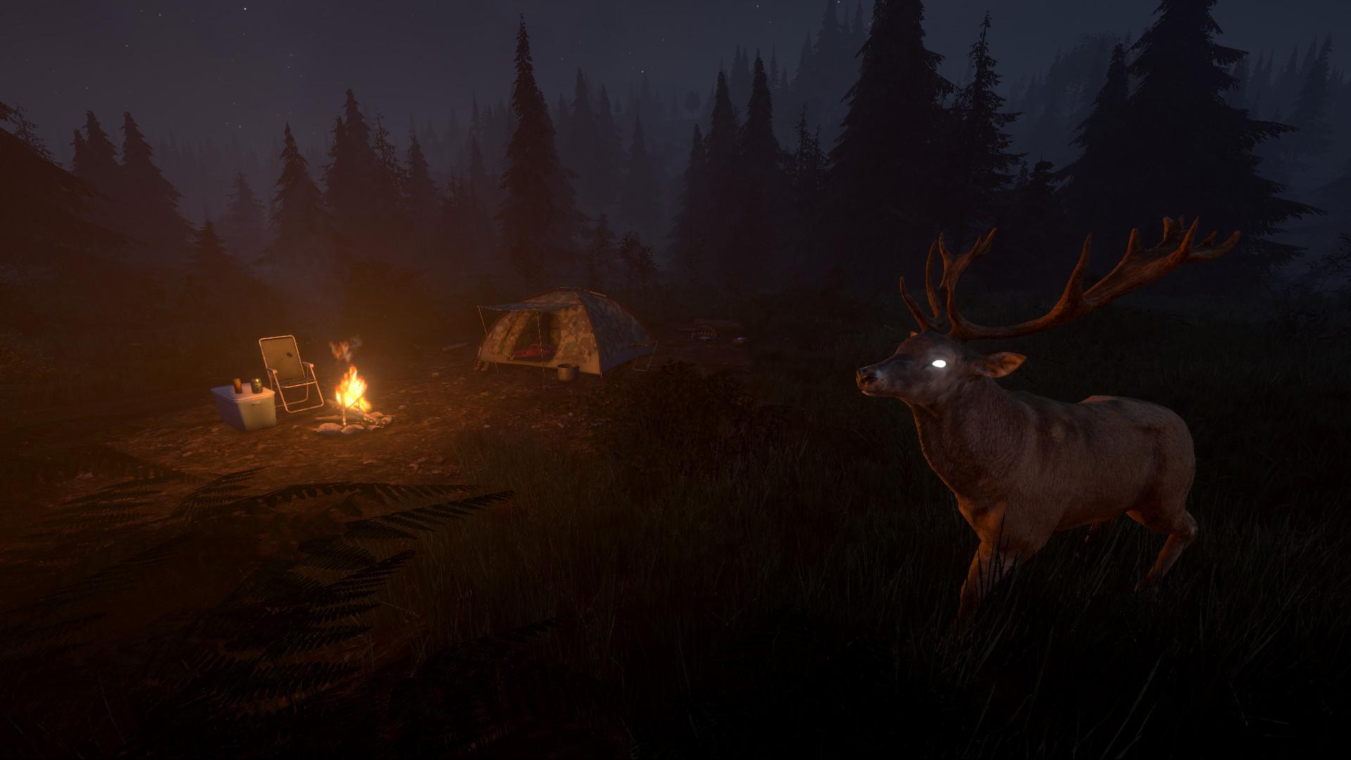 皮行者狩猎/Skinwalker Hunt插图1