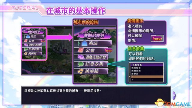 超次元游戏:海王星1插图7