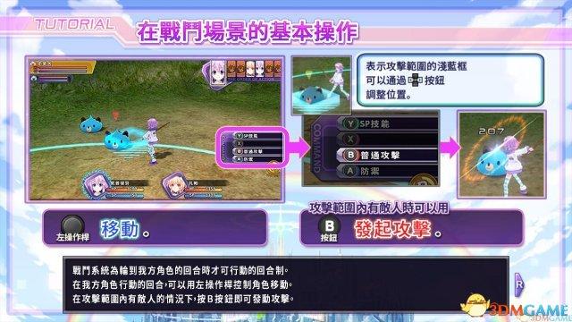 超次元游戏:海王星1插图9