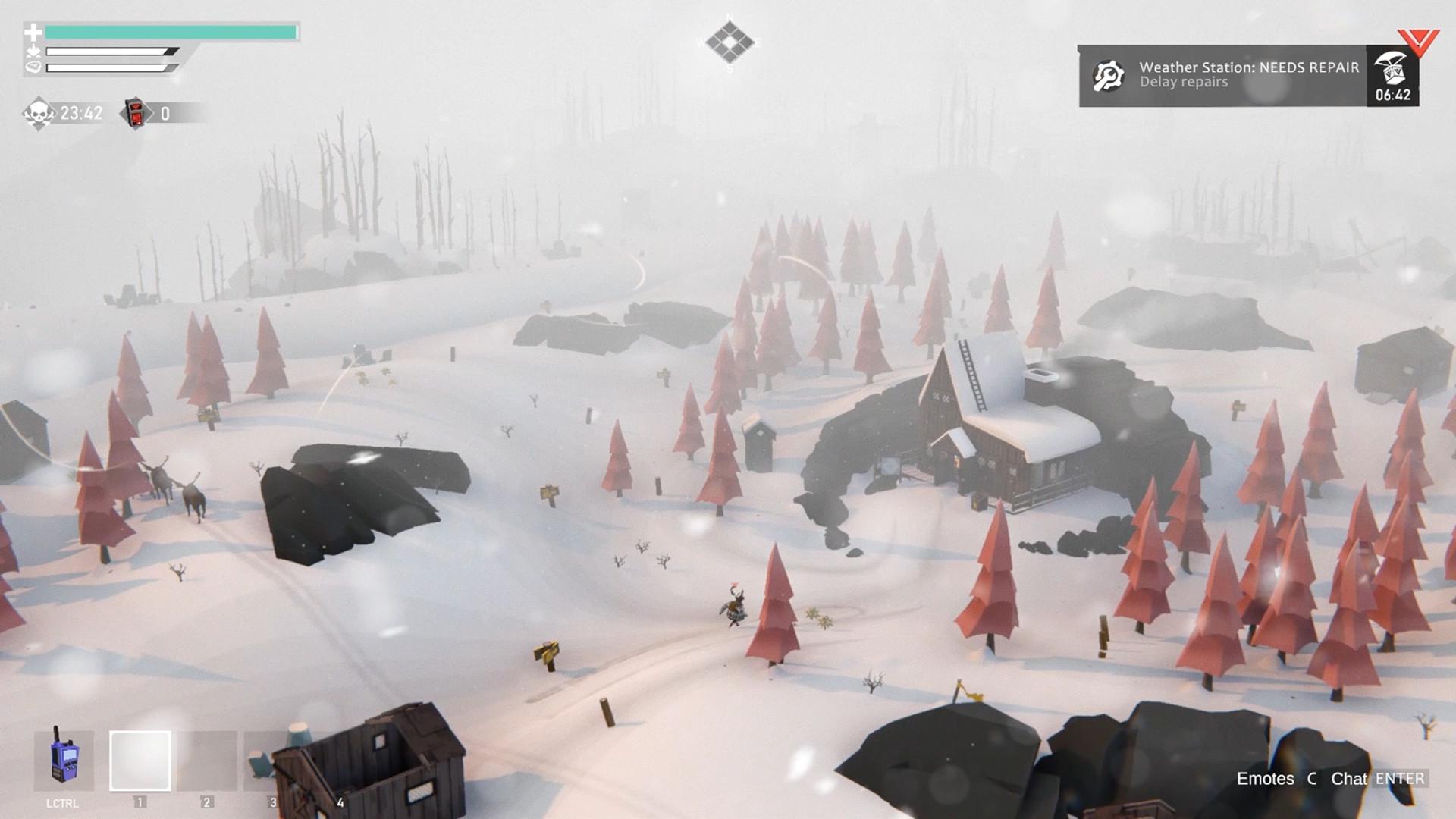 冬日计划/Project Winter插图6