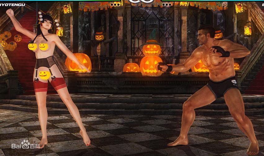 死或生5:最后一战 完全皇帝版+DLC+绅士魔改服装CG动画+原版终极整合插图1